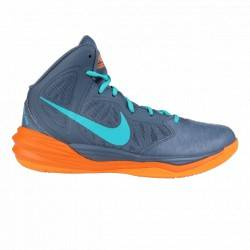 NIKE PRIME HYPE DF - GREY/ORANGE