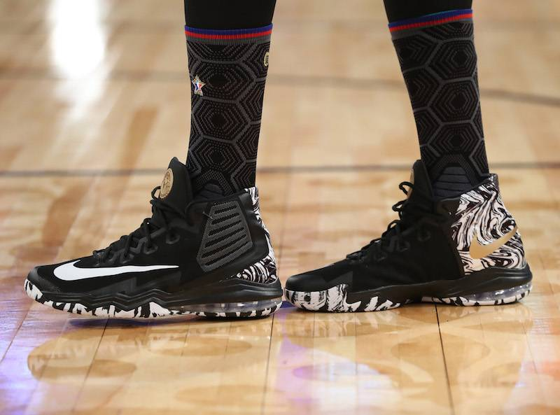 Las zapas de basket del MVP del All Star