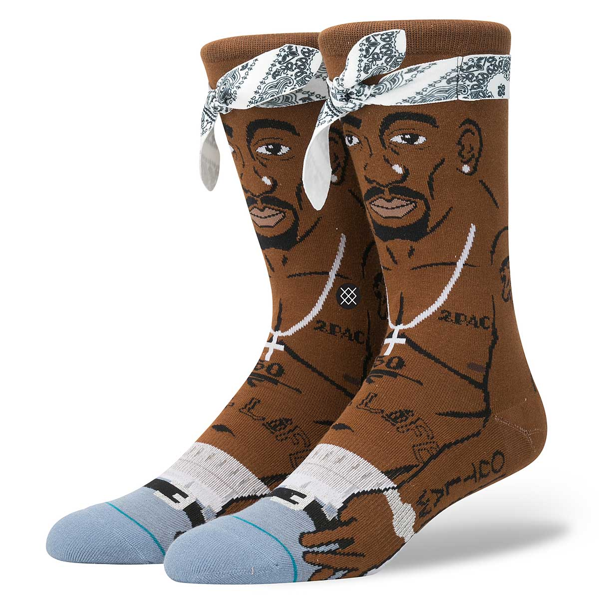 Calcetines stance Tupac