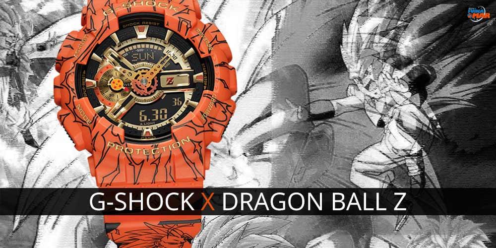 Casio G-Shock Dragon Ball Z