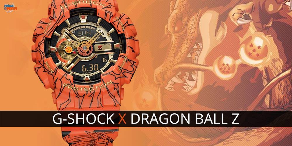 Casio G-Shock GA-110 Dragon Ball