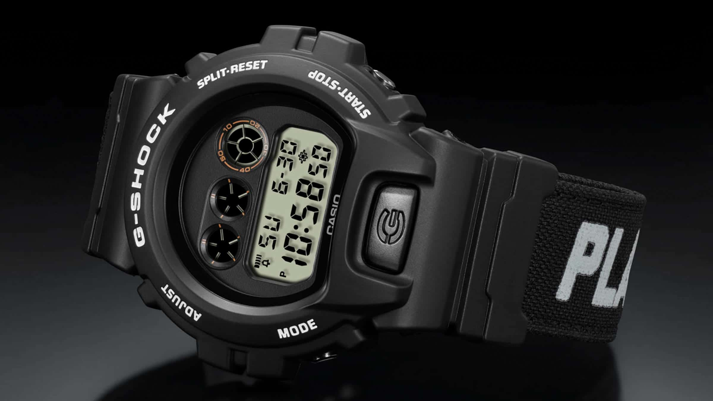Casio G-Shock DW900 Places & Faces