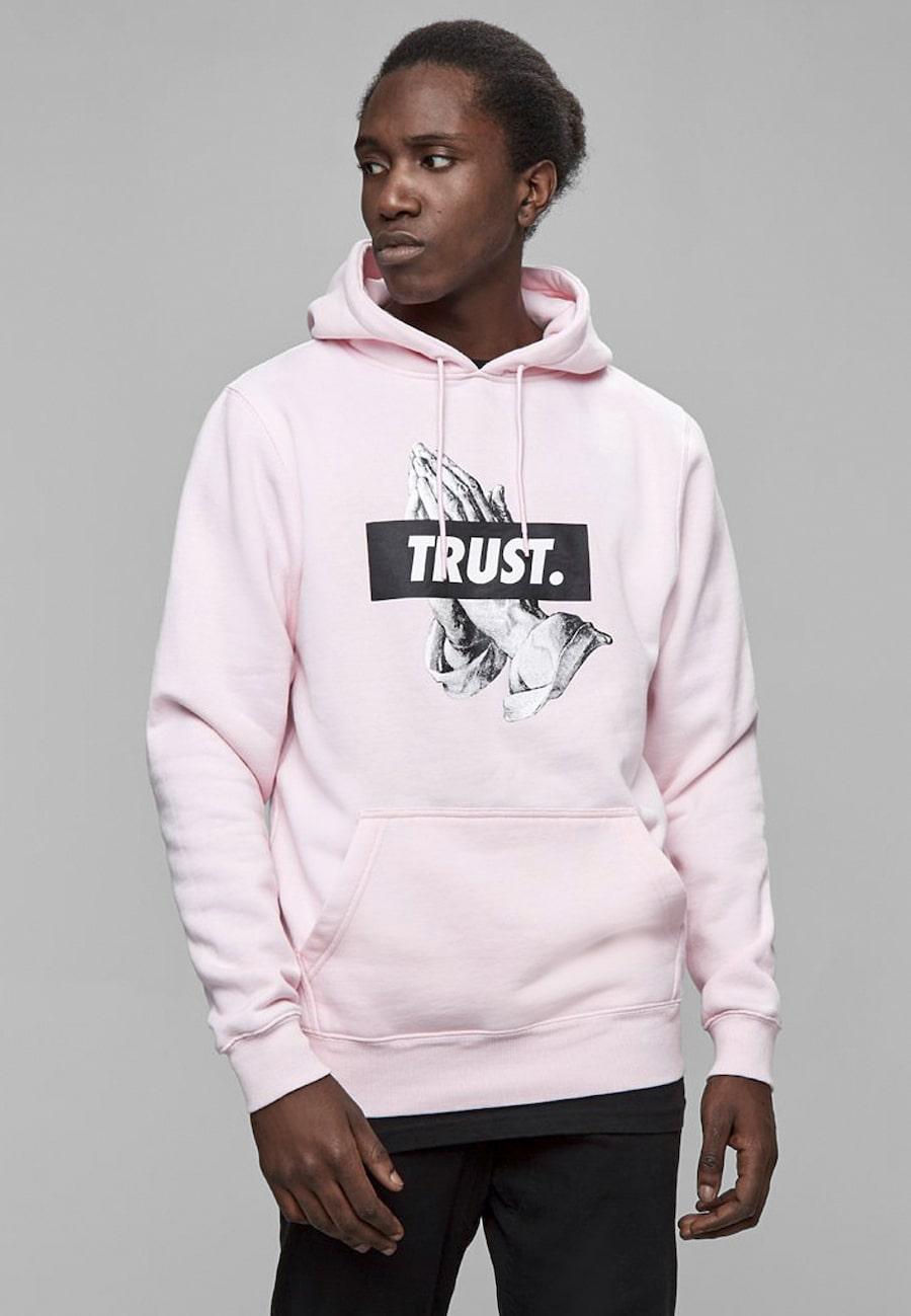 sudadera Cayler sons en rosa trust