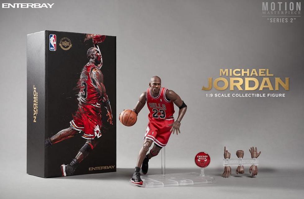 Figura Enterbay Michael Jordan
