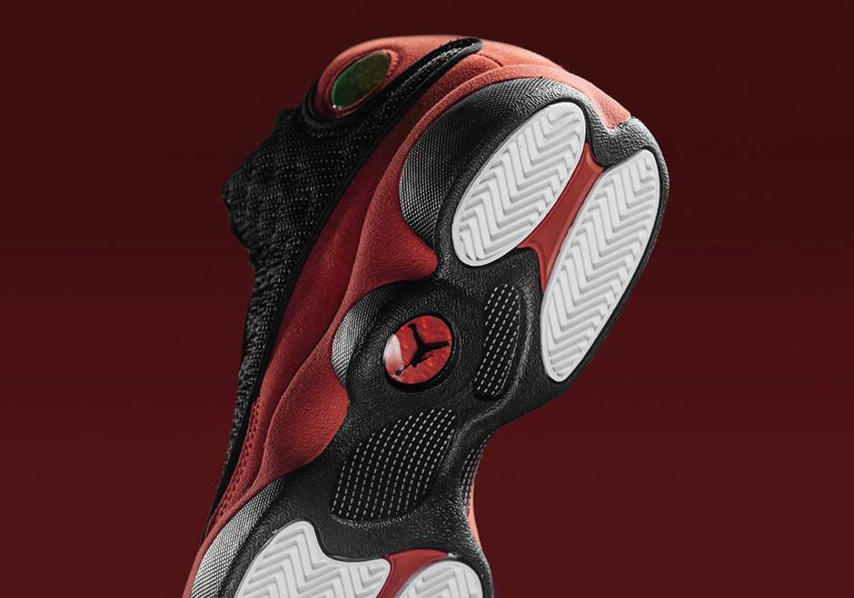 zapatillas nike air jordan 13 bred