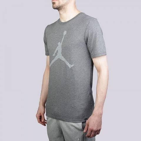 camiseta jordan gris