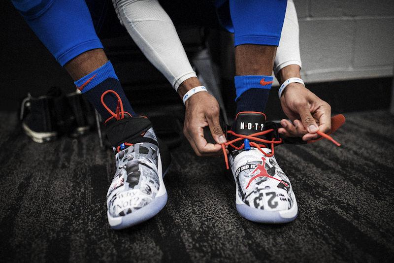 zapatillas Jordan westbrook why not