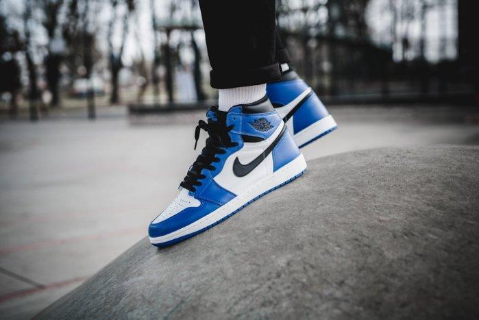 zapatillas Jordan I Royal