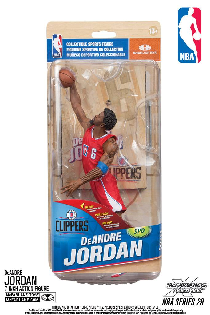 Figura Clippers De Andre Jordan