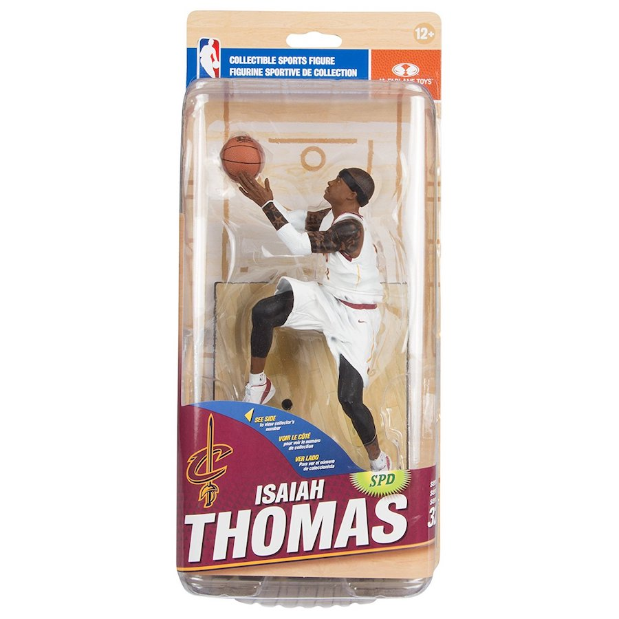 figura isaiah thomas con cavaliers