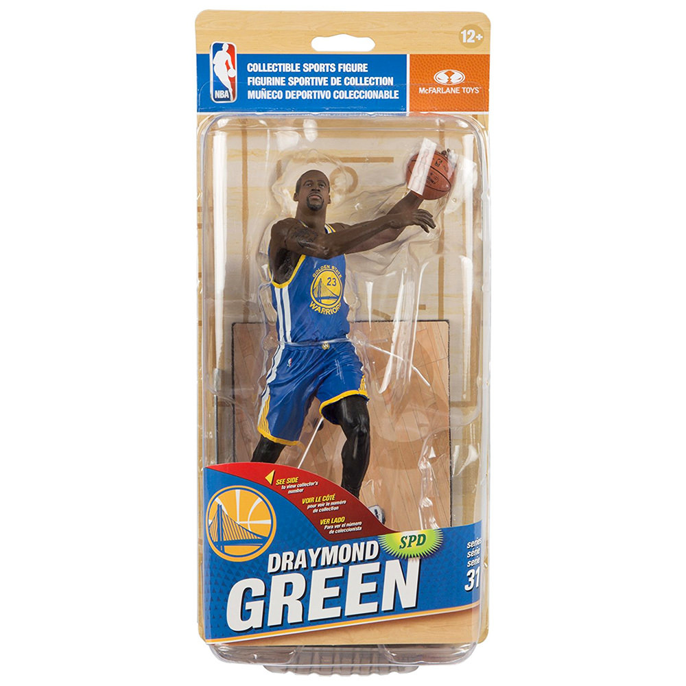 Figura Green con warriors