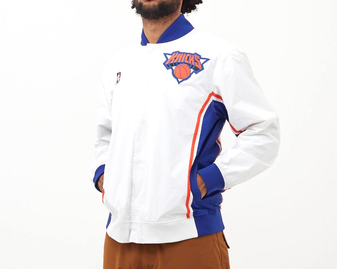 chaqueta Knicks de Mitchell Ness