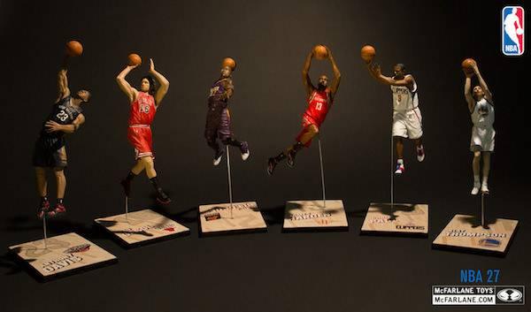 Serie 27 de Macfarlane NBA