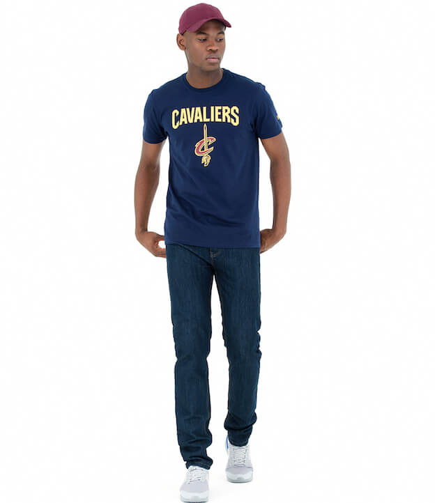 camiseta new era cavaliers