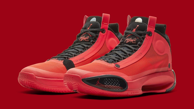 zapatillas de baloncesto Air Jordan 34 infrared