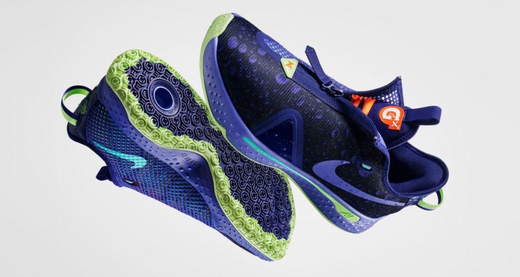 zapatillas de baloncesto Nike Gatorade