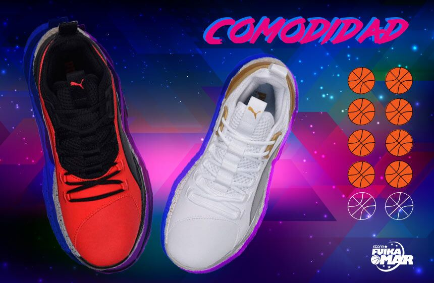 Blog de zapatillas de baloncesto de la tienda www