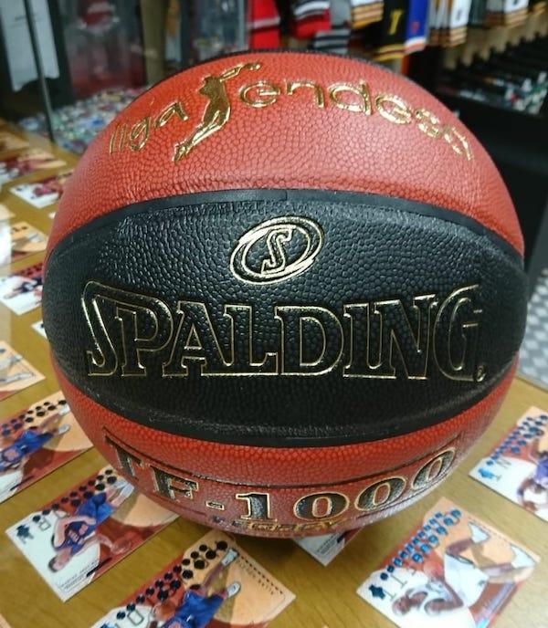 balón acb Liga Endesa Spalding 2018