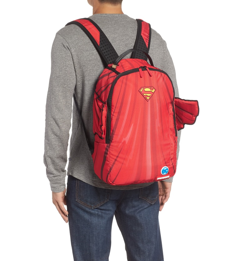 mochila superman wings de sprayground