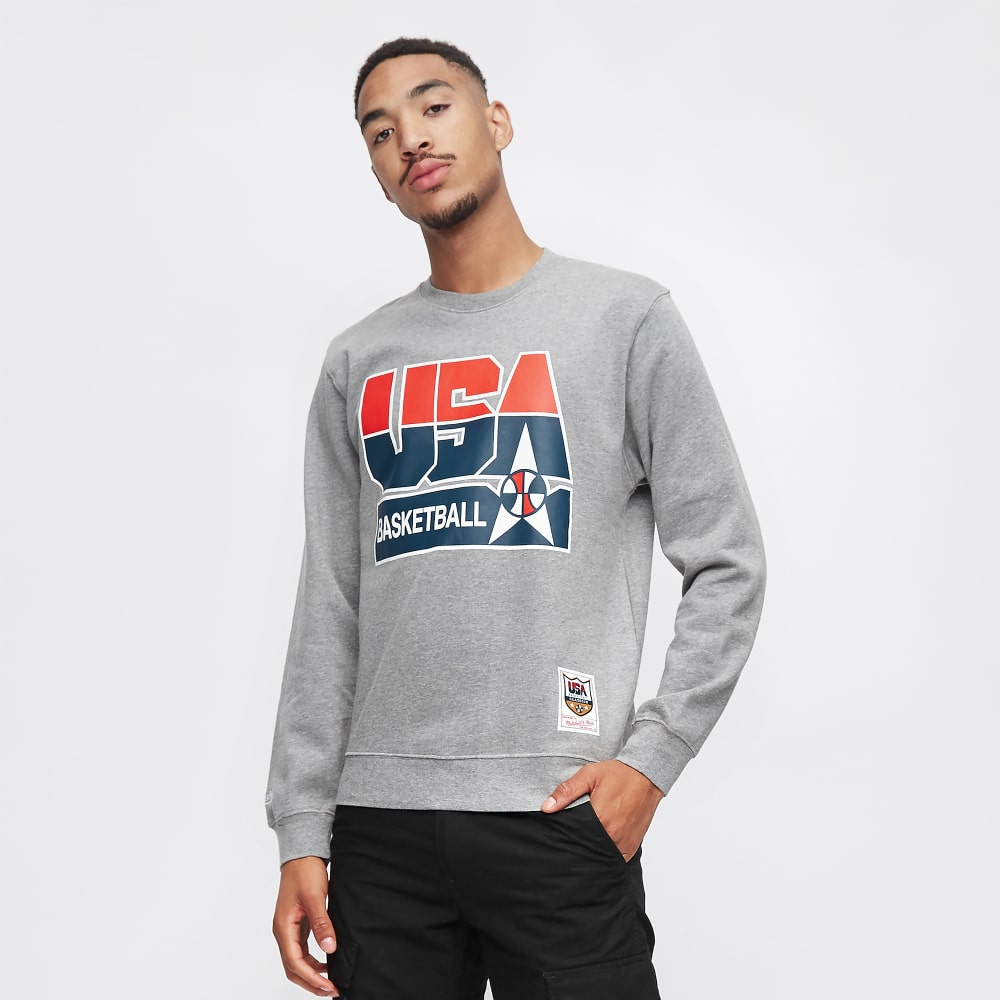 sudadera mitchell ness usa basketball dream team