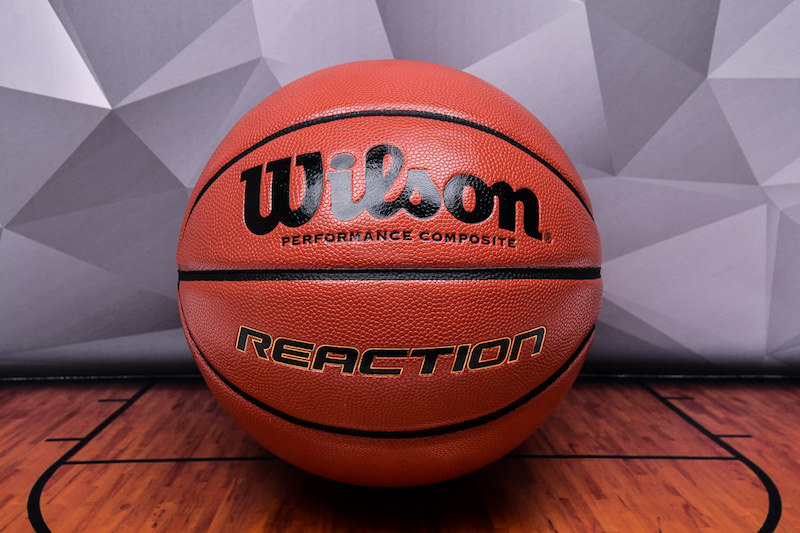 balón de baloncesto wilson reaction