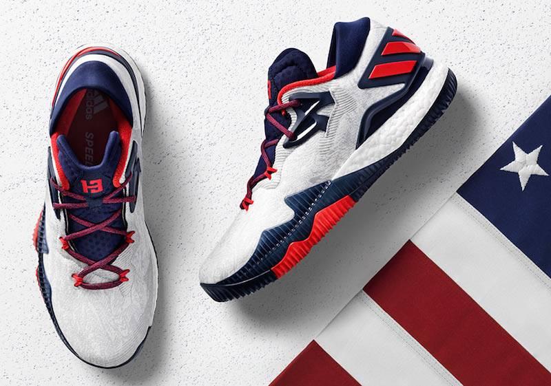 zapatillas adidas crazylight boost 2016