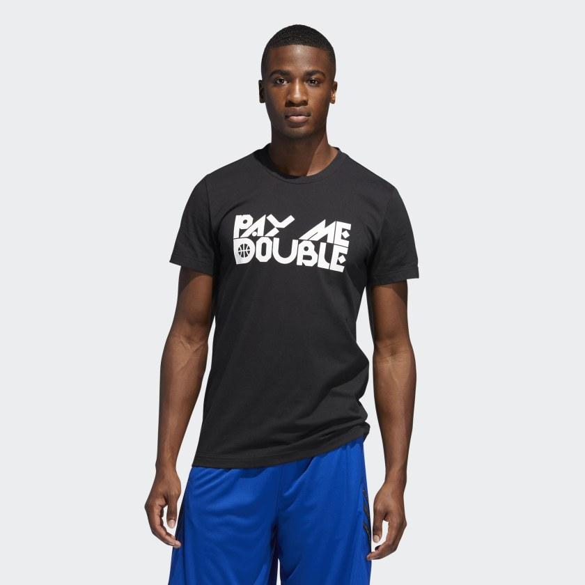 camiseta adidas baloncesto