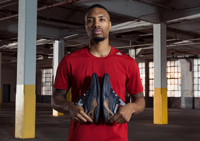 Zapatillas Adidas Alphabounce 2 Beyond Lillard