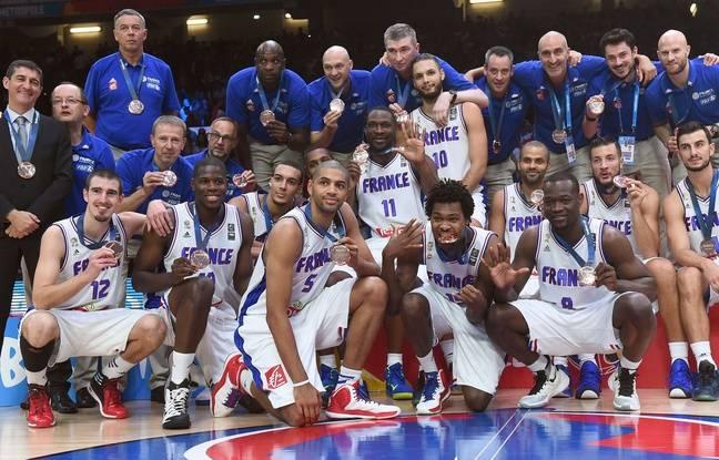 Camiseta selección francesa de baloncesto