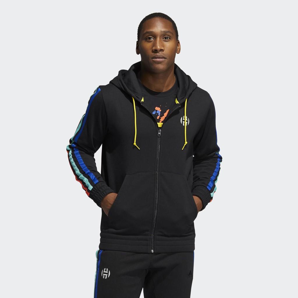sudadera harden fleece de Adidas