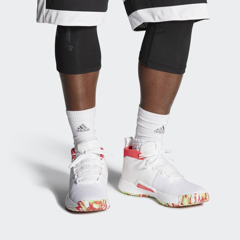 zapatillas adidas dame 5 all skate