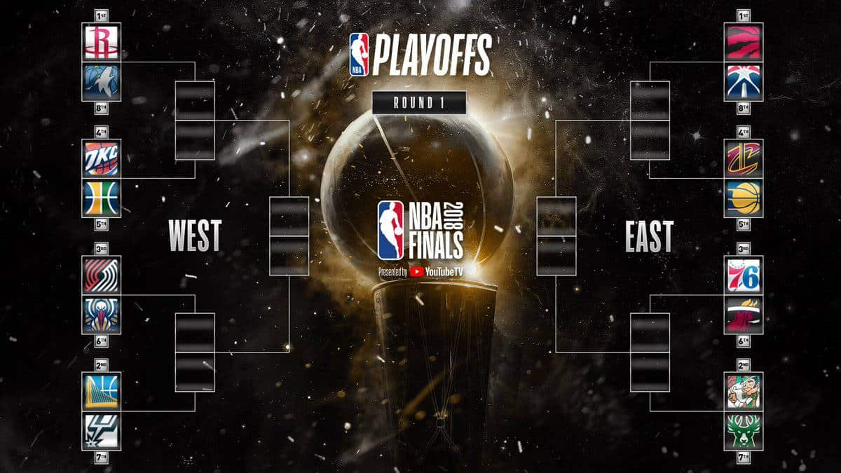 Calendario Play Off.Calendario Y Horarios Playoffs Nba 2018