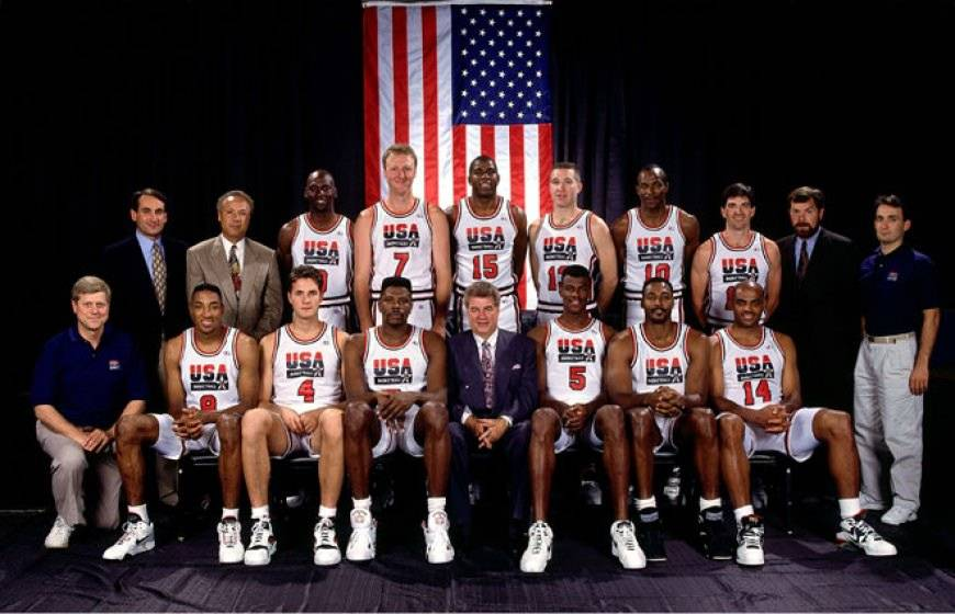 Dream Team Barcelona 92