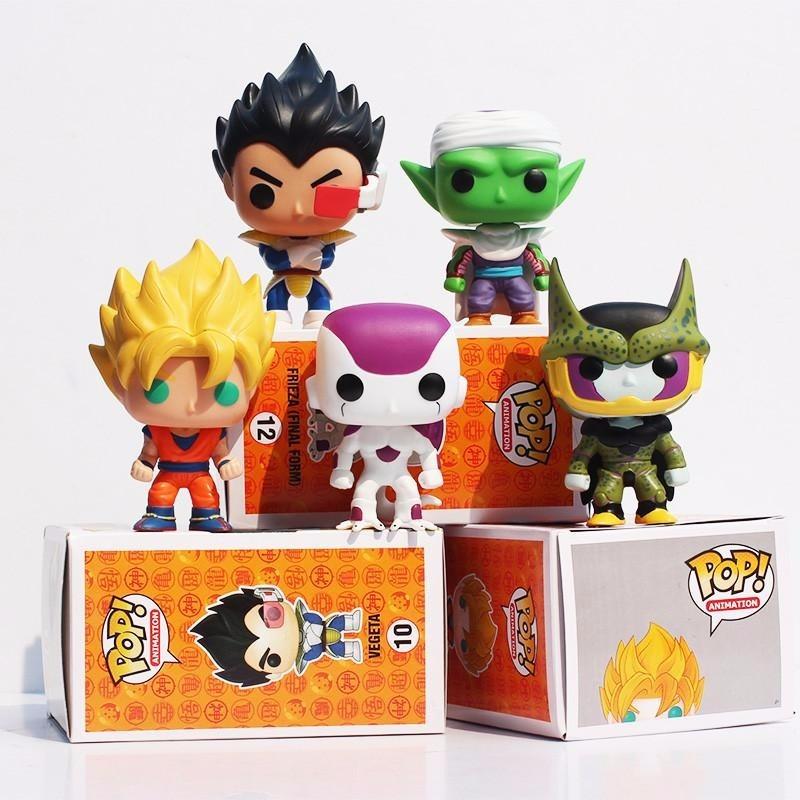 figuras funko pop dragon ball fuikaomar