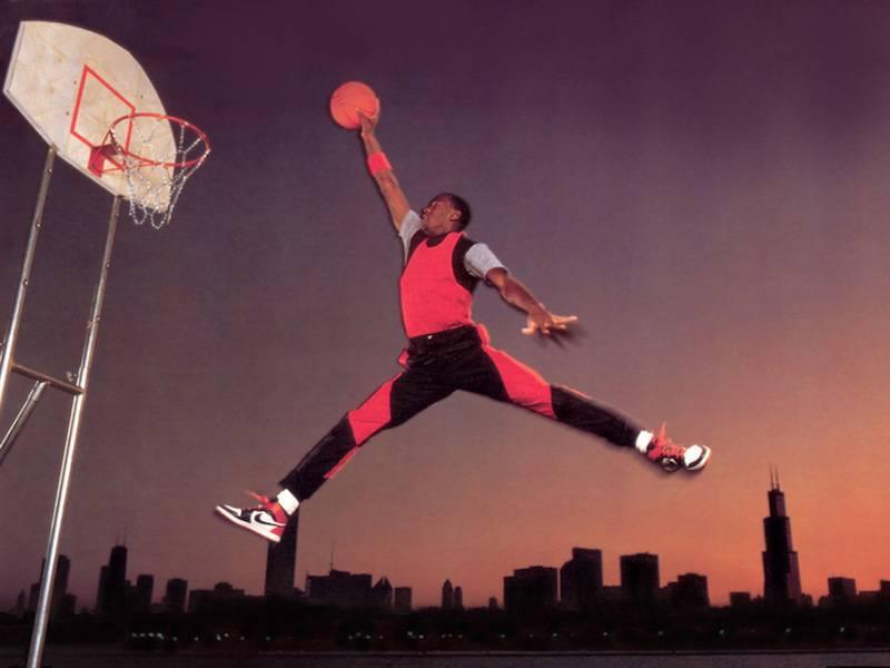 Air Jordan foto original