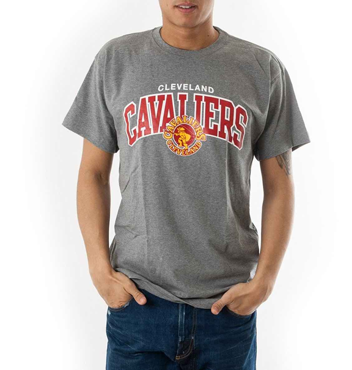 camiseta cavaliers de mitchell and ness barata