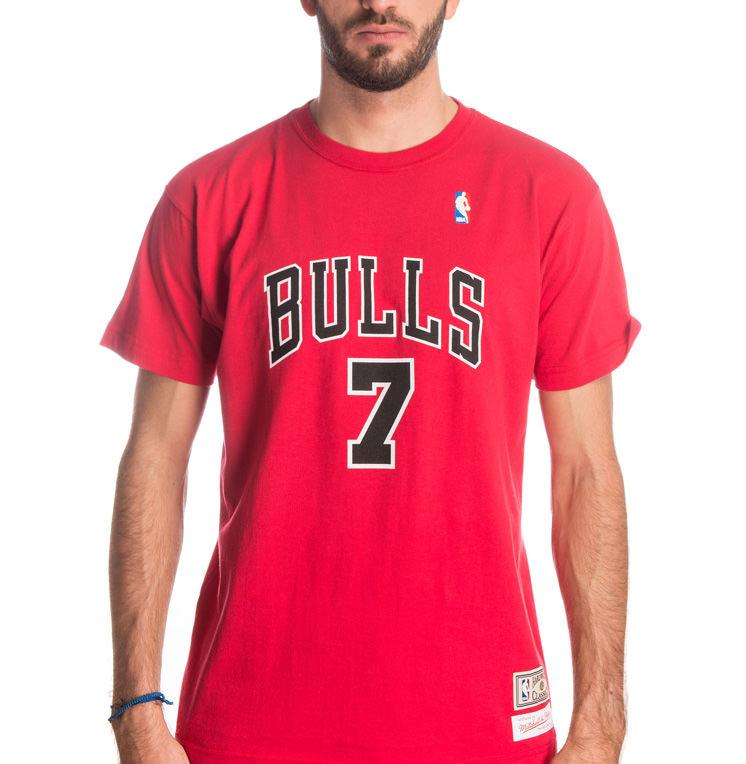 camiseta tony kukoc chicago bulls