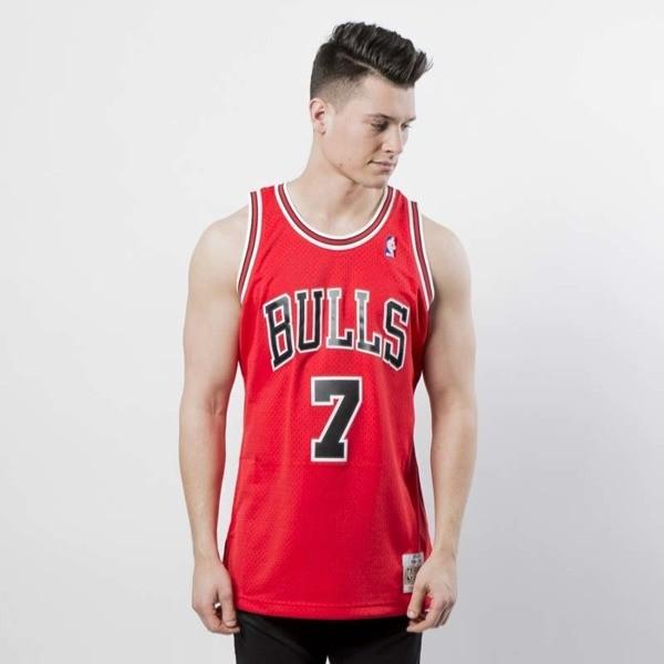 Camiseta Tony Kukoc con los Chicago Bulls