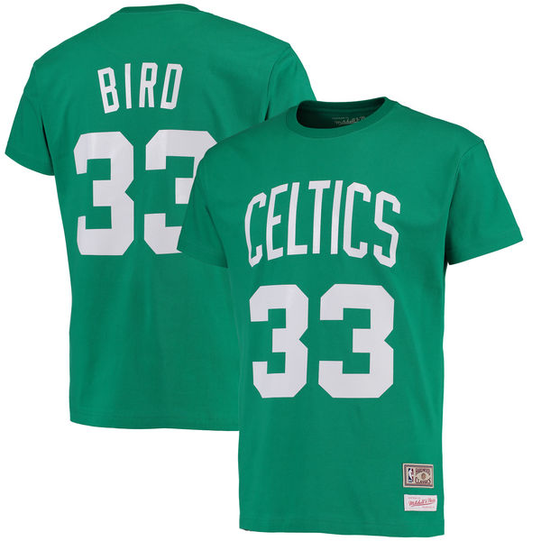 camiseta celtics bird