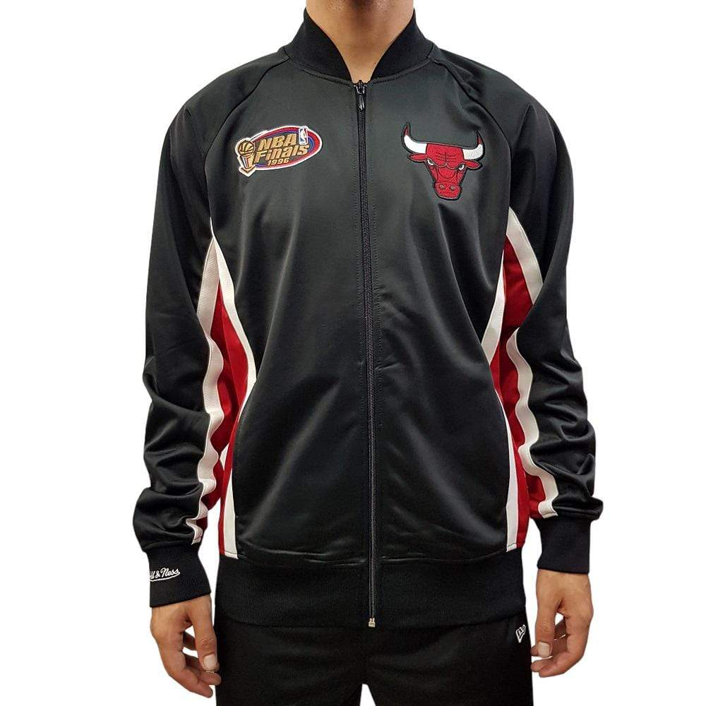 chaqueta baloncesto chicago bulls mitchell ness