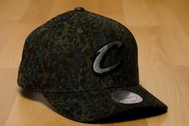 Gorra cleveland cavaliers de mitchell and ness