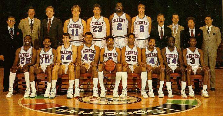 SIXERS NBA CHAMPIONS
