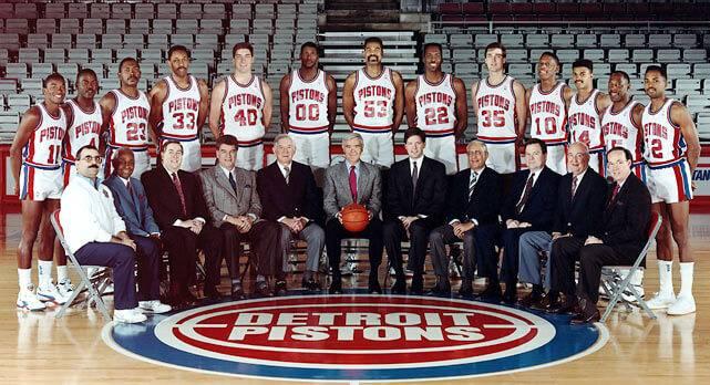 PISTONS NBA CHAMPIONS