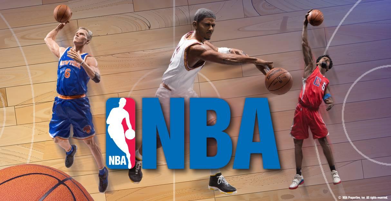Figuras de acción NBA de Mcfarlane