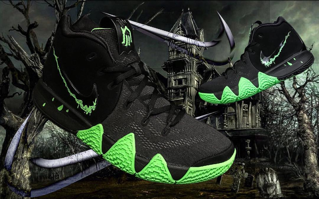 zapatillas Kyrie 4 halloween