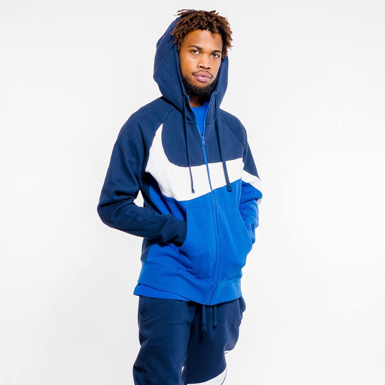 sudadera Nike sportswear en azul