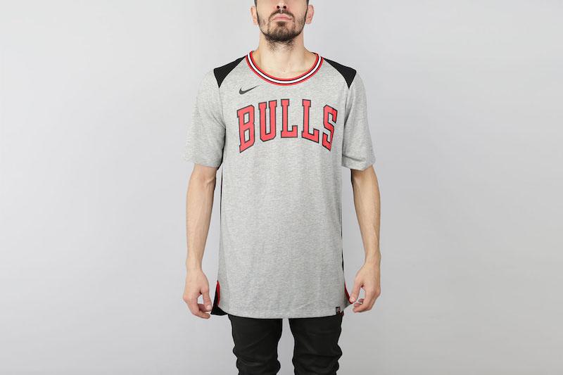 camiseta nike nba chicago bulls fan tee