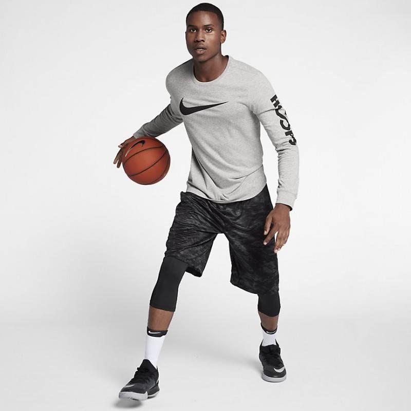 Camiseta de baloncesto Nike de manga larga