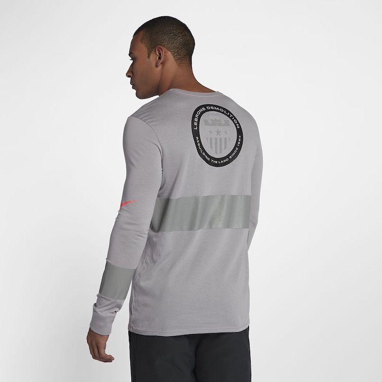 camiseta lebron de nike