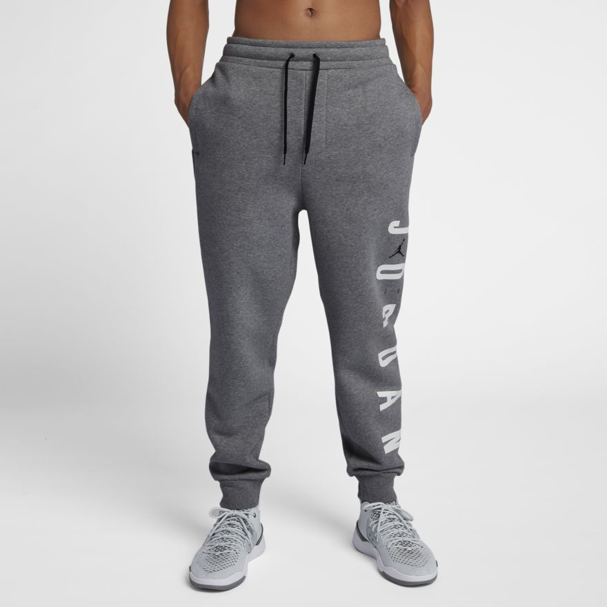 Jumpman Air Grey Fleece Pantalon Jordan WDI9Y2eEH